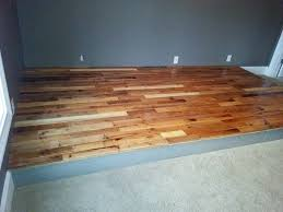 diy pallet flooring at no cost