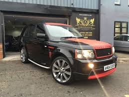 black chrome range rover land rover range rover sport 4 2 supercharged 2012 autobiography