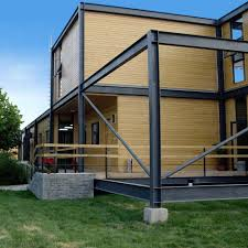 prefab a frame cabins prefab house bungalow prefabricated prefab house original design wood wooden steel structure with regard