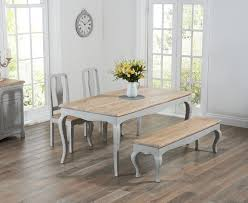 dining tables diy shabby chic dining table and chairs shabby