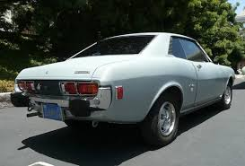 toyota celica gts for sale 1 owner 1974 toyota celica gt bring a trailer