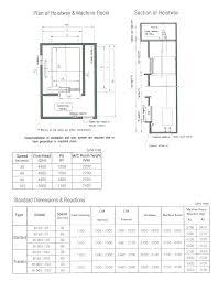 section 1059 plans apartments elevator plan hospital elevator elevators plan