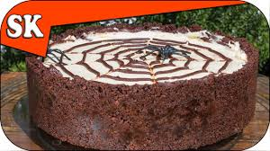 Halloween Chocolate Cakes by Nutella No Bake Cheesecake For Halloween Youtube