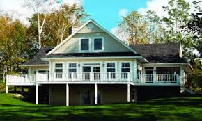 Lake House Home Plans Plans With Porches Lake House Plans With Basement Lake Front Home