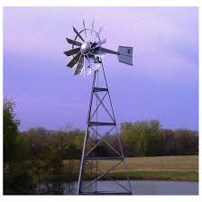 outdoor water solutions 16 ornamental windmill 282212