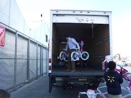 kenworth company kenworth sales company deliver bikes for cbs 98 5 kluc radio