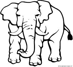 image of elephant clipart black and white 11067 best elephant