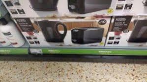 Asda Kettle And Toaster Sets George Home Kettle U0026 Toaster Set 10 At Asda Latestdeals Co Uk