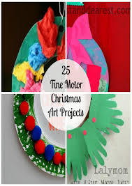 christmas art projects for toddlers best images collections hd