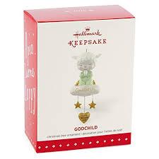 Goddaughter Christmas Ornaments Amazon Com Hallmark Keepsake Ornament Sweet Little Lamb Of Faith
