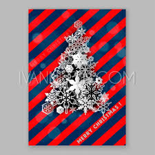 Christmas And New Year Christmas Decorations Snowflakes Vector by Christmas Glowing Lights Merry Christmas And Happy New Year Card