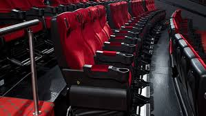 Amc Reclining Seats Amc Theaters To Offer Fully Reclining Seats To Boost Sales Variety