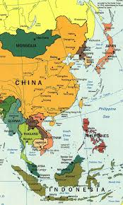 Asia Pacific Map by Maps Of Asia