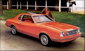 70s mustang slick stang 1978 mustangs