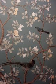 Hand Painted Wallpaper by Hand Painted Wallpaper Archives The Antiques Divathe Antiques Diva