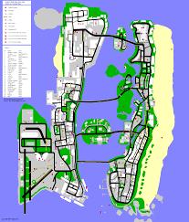 Gta World Map Gta Vice City Item Map Picture Ebaum U0027s World