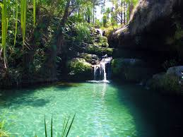 natural swimming pool isalo national park madagascar go