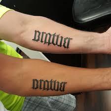 45 ambigram tattoos designs u0026 meanings for men u0026 women 2017