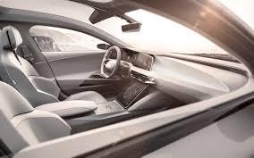 family car interior lucid motors vp of design on the air ev