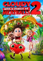 cloudy chance meatballs 2 movie review