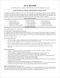 Sle Resume Mortgage Operations Manager Resume Exle Retail Store Manager Resume Exles Retail
