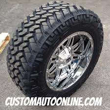Fierce Attitude Off Road Tires Custom Automotive Packages Off Road Packages 20x10 Fuel
