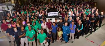 mercedes in tuscaloosa al mercedes plant builds 2 millionth vehicle in tuscaloosa