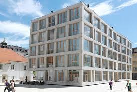 hotel architektur hotel domplatz linz hohensinn architektur