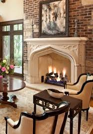 stone fire places luxury countertops blog stone fireplaces for every taste