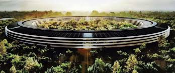the enormity and precision of apple campus 2 u0027s glass structures