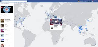 Map Geo Facebook Live Map Allows You Discover Real Time Video Streams
