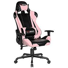 Pink Computer Desk Chair by Amazon Com Opseat Master Series Pc Gaming Chair Racing Seat