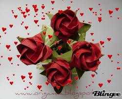 imagenes de amor con rosas animadas fotos animadas quqtro rosas com amor para compartir 132015081