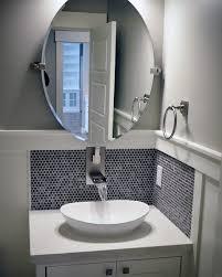 decorating half bathroom ideas top 60 best half bath ideas unique bathroom designs
