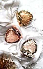love light prismatic highlighter too faced love light prismatic highlighters loves gloss