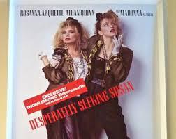 Seeking Soundtrack Seeking Susan Etsy