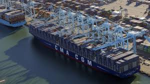 image gallery of biggest cargo ship in the world 2017