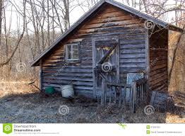 small cabin very small cabin stock photo image 51594753