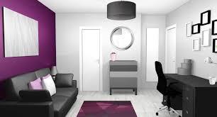 chambre grise et violette chambre blanc grise violette photos de design d int rieur et avec