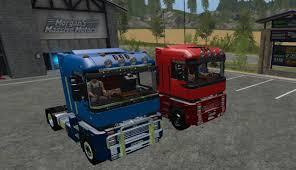 renault truck magnum renault magnum integral mod for farming simulator 2017 renault