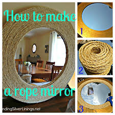 pinterest challenge d i y mirror finding silver linings