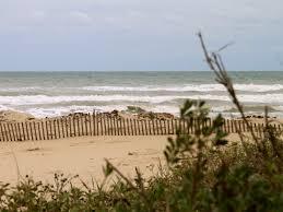 south padre island condo rental view of beach from condo jpg