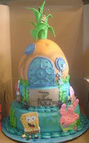 spongebob squarepants cake spongebob cakes decoration ideas birthday cakes