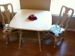 Shabby Chic Dining Tables For Sale by 125 Shabby Chic White Kitchen Dining Table Chairs Cottage Style
