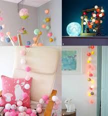 guirlande chambre bébé guirlande deco chambre bebe idées de décoration capreol us