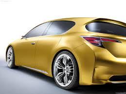 Lexus Lf Ch Concept 2009 Pictures Information U0026 Specs