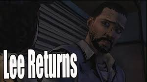 the walking dead season 2 episode 5 lee returns clementine dream