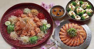 cuisine reunion cny reunion feast concorde hotel kuala lumpur