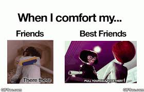 Good Friends Meme - lovely good friends meme porting friend vs best friend kayak