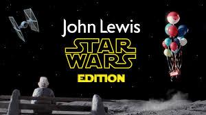 the john lewis christmas advert star wars edition 2015 youtube
